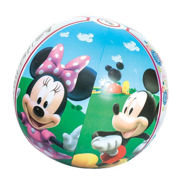 Bestway P91001 Nafukovací míč Mickey 51 cm