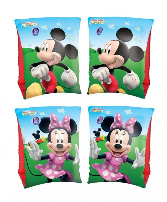 Rukávky nafukovací Mickey/Minnie Mouse Bestway