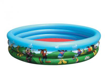 Bestway Mickey Nafukovací bazén 122 x 25 cm