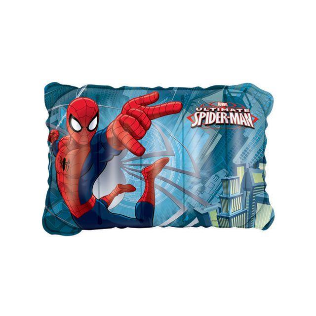 Nafukovací polštářek Spiderman 38 x 24 cm