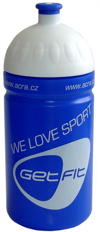 Sportovní láhev 0,5L modrá