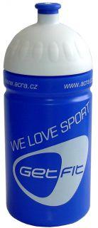 CorbySport Sportovní láhev 0,5L modrá