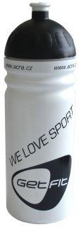 CorbySport Cyklo lahev 0,7L bílá