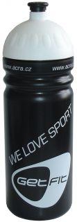 CorbySport Sportovní láhev 0,7L černá