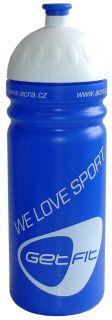 CorbySport Sportovní láhev 0,7L modrá