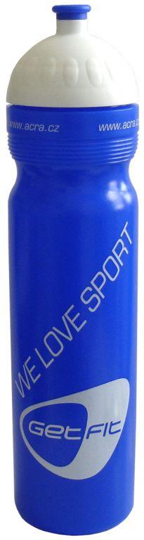 Sportovní láhev 1L modrá