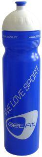 CorbySport Sportovní láhev 1L modrá