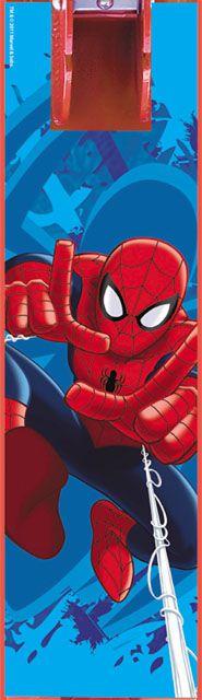 Mondo koloběžka skládací - Ultimate Spiderman