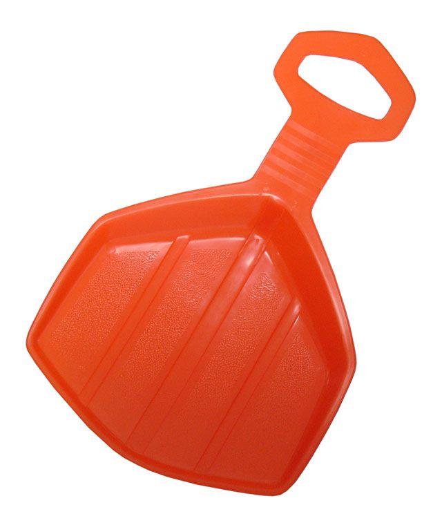 Pinguin plastový klouzák - oranžový