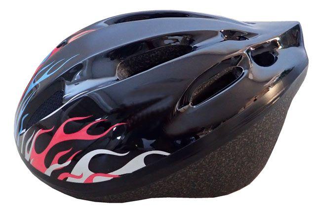Cyklistická dětská helma Brother pro kluky vel. M (52-56cm)