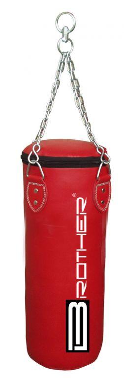 Boxovací pytel 100 cm - červený
