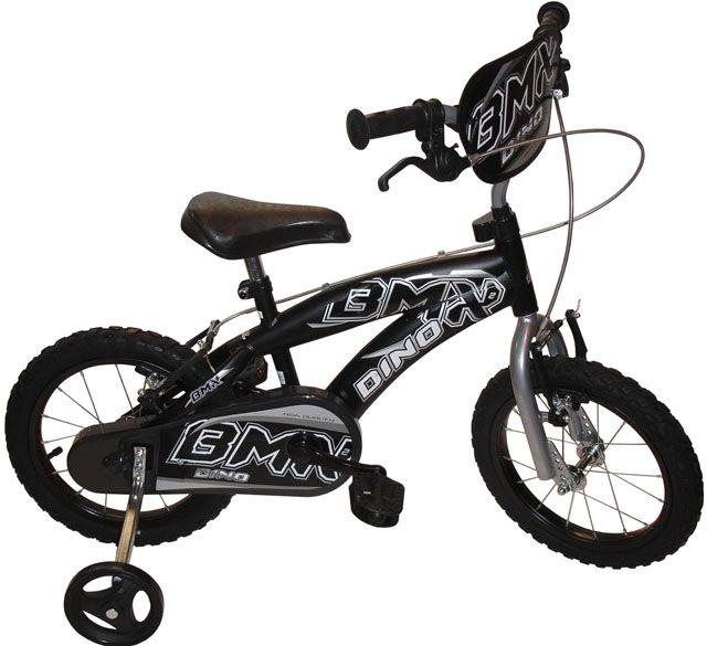 """Kolo dětstké  Dino BMX 145XC 14"""" černé"""