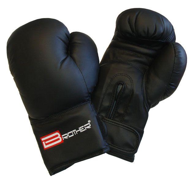 Boxerské rukavice PU kůže - vel. M, 10 oz.