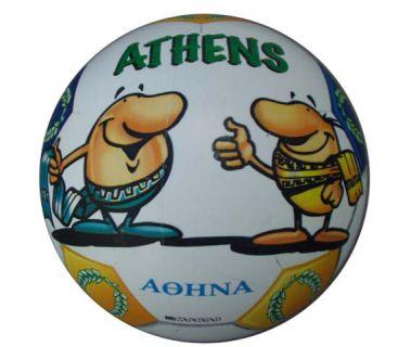Potištěný míč Athens