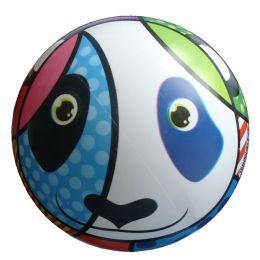 Potištěný míč panda – 220 mm