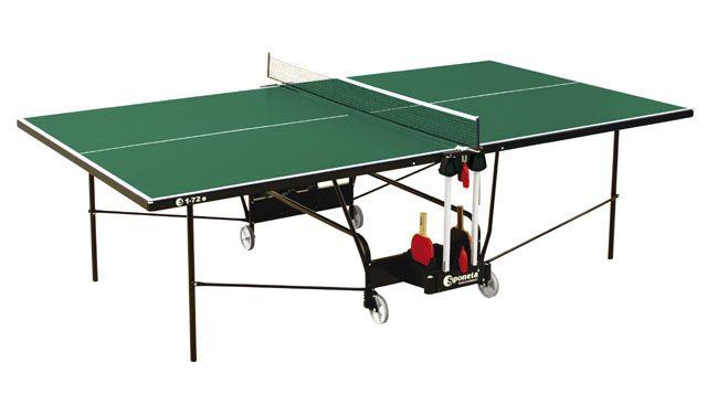 Pingpongový stůl venkovní zelený SPONETA