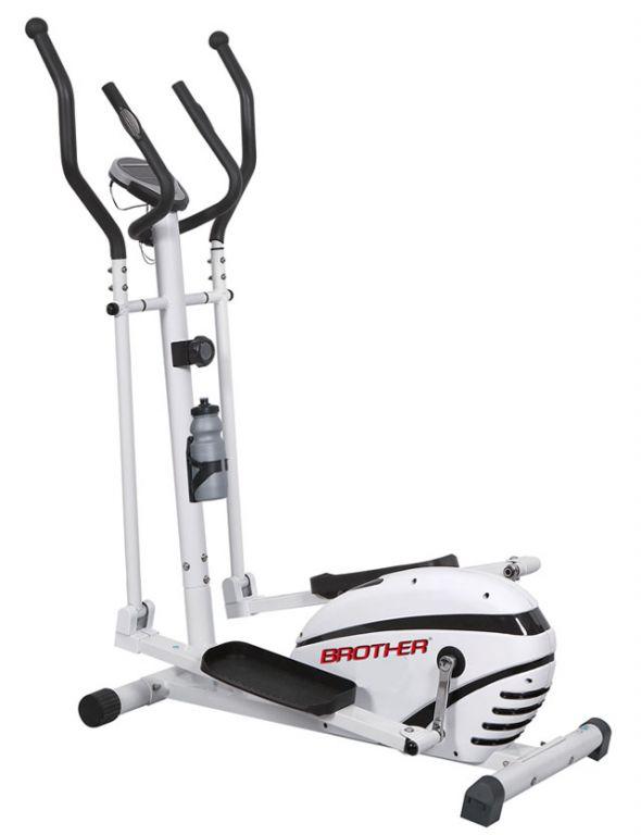 Magnetický crossový trenažer - elliptical + RYCHLÉ DODÁNÍ