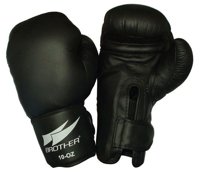 Boxerské rukavice - PU kůže vel.  XL