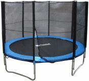 Trampolínový set s ochrannou sítí 366 cm