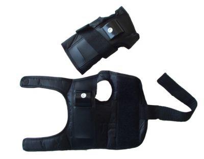 Chrániče rukou a zápěstí na kolečkové brusle vel. M