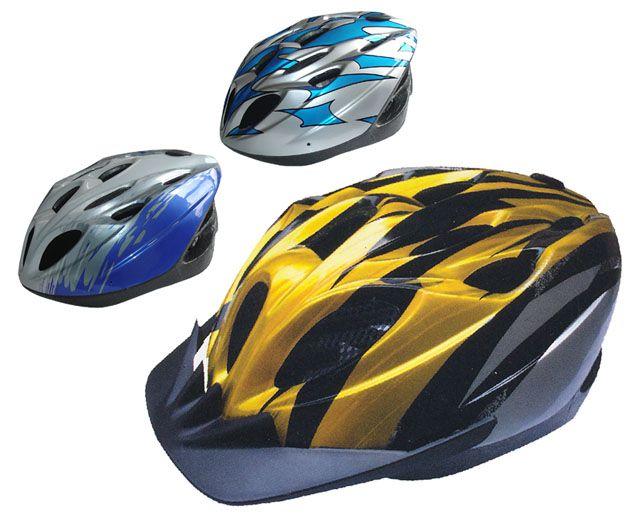 Helma na kolo modrá vel.L (58-60cm) 2015