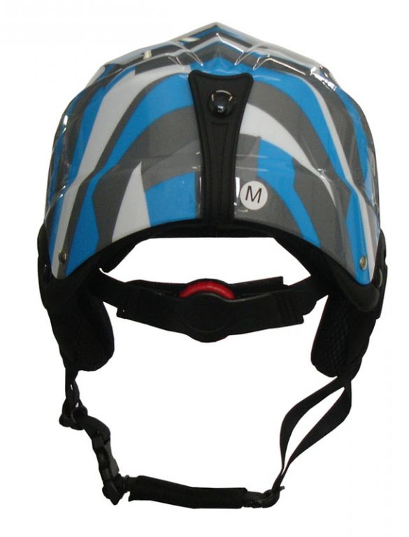 Lyžařská a snowboardová helma BROTHER – vel XS – 48 – 52 cm