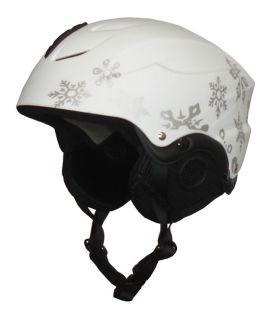 Lyžařská a snowboardová helma - vel. L