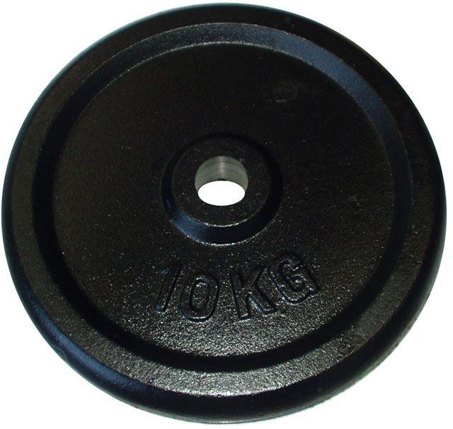 OEM Litinový kotouč na činky 10kg- 30 mm