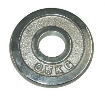 Kotouč chrom 0,5 kg - 30 mm