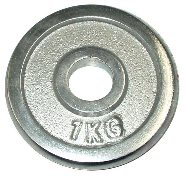Kotouč chrom 1kg – 30 mm