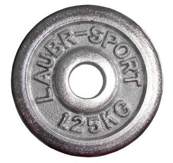 CorbySport Kotouč náhradní 1,25 kg - 25 mm