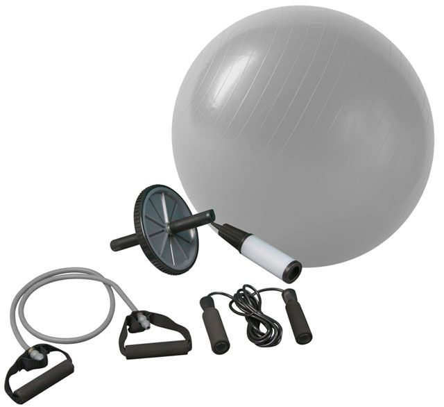 ACRA Fitnes sada pro posilování a rehabilitaci