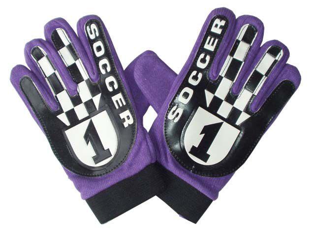 Brankářské rukavice dětské velikost 5