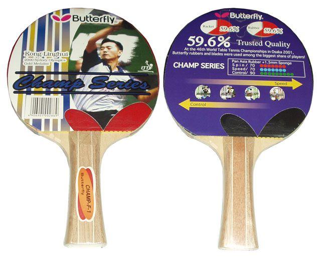 Pálka na stolní tenis (Pingpongová pálka)
