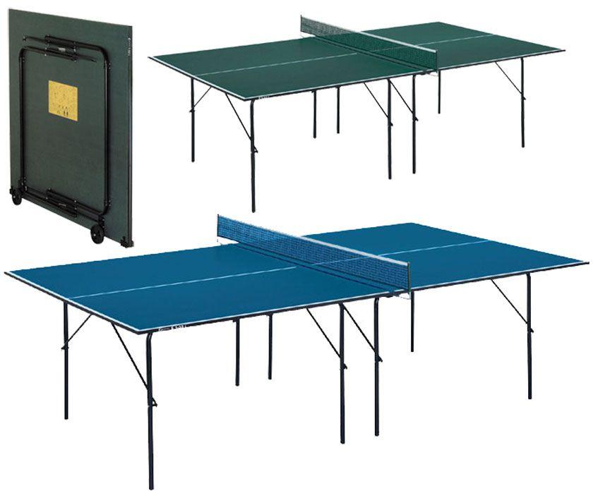 Pingpongový stůl vnitřní bez pojezdu Sponeta