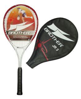 Pálka (raketa) tenisová dětská 63 cm s pouzdrem