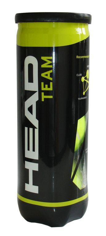 Míčky tenisové HEAD TEAM 3 ks v dóze