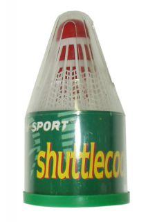 Badmintonové košíčky plastové 4ks