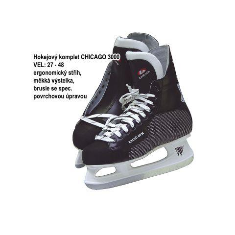 Brusle hokejové vel.39