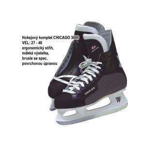 Brusle hokejové vel.41