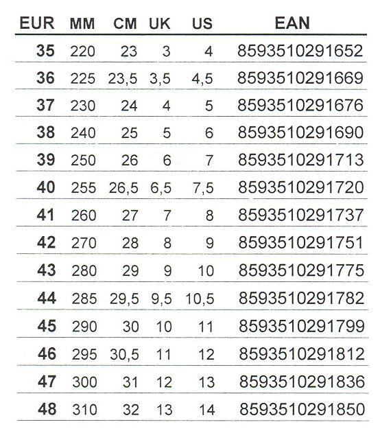 Hokejové brusle - rekreační kategorie, vel. 35