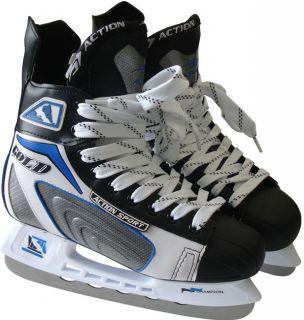 CorbySport Action Hokejové brusle vel.40