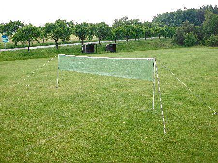 Badmintonová síť - rekreační