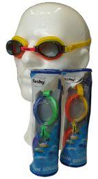 Závodní juniorské plavecké brýle SWIM GOGGLE