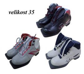 Běžecké boty 75 mm vel. 35