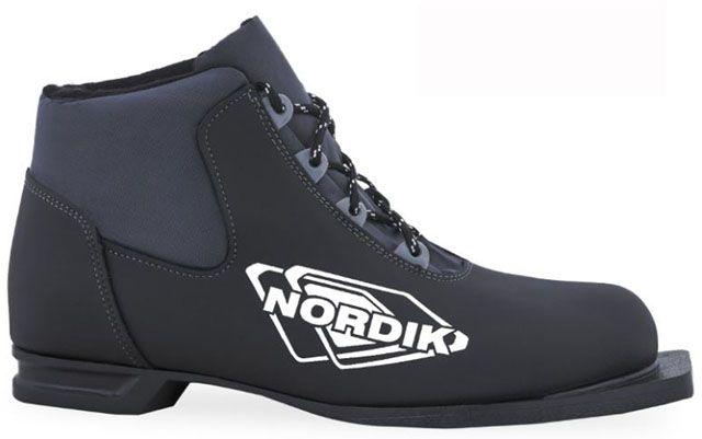 Běžecké boty NN Skol Nordik černá, 75mm vel.46