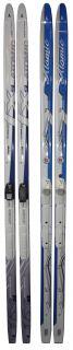 Běžecké lyže Atomic 173 cm s vázáním Salomon SNS