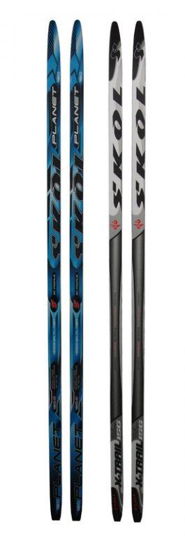 Běžecké lyže se šupinami - 190 cm