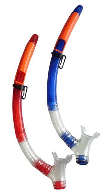 Šnorchl s vrchní krytkou proti vodě