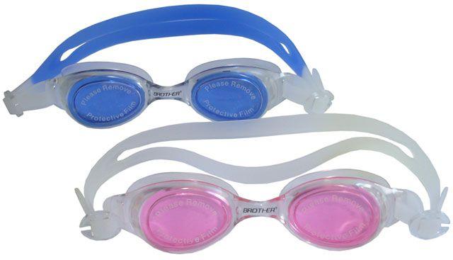 Brýle plavecké juniorské Shark - silikon
